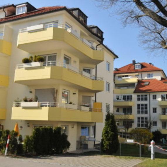 Wohnpark Jägerstraße